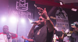 Rick Ross Album Release Party at King of Diamonds