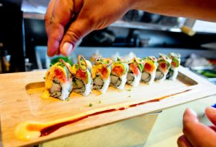 Ten Best Sushi Restaurants in Broward County