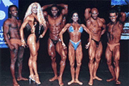 The Fitness & Figure Championships will set your pecs aflutter.