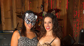 Caturday Saturday Masquerade Ball at Stache 1920's Drinking Den