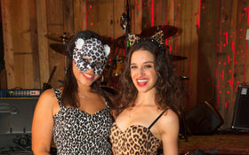 Thumbnail for Caturday Saturday Masquerade Ball at Stache 1920's Drinking Den