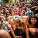 Scenes From Mad Decent Block Party