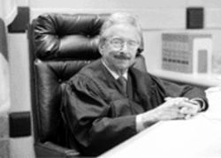 "Circuit Judge Robert Collins has seen ""ridiculous"" charges against youngsters increase during the 11 years he has presided over juvenile court"