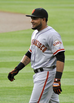 Melky Cabrera is mentioned 14 times throughout Anthony Bosch's records.