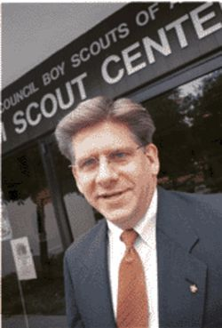 BSA South Florida Council executive Jeffrie Herrmann says avowed homosexuals are unwelcome in his organization