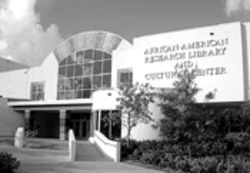 Third of its kind: The new African-American library
