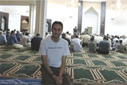 Farris immerses himself in the Muslim community of Dearborn, Michigan