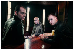 "Alkaline Trio: ""Just trying to keep things pretty simple."""