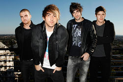 All Time Low... for hairstyles.