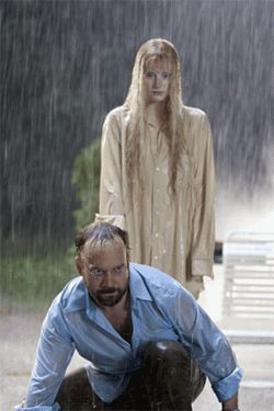 Paul Giamatti and Bryce Dallas Howard do the acting, but you get soaked.