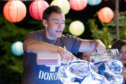 Seann William Scott stars as Stifler in American Reunion.