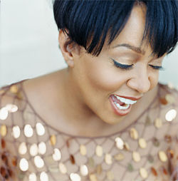 Anita Baker brings the quiet storm.