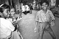 Calcutta's kids need more than slot machines.