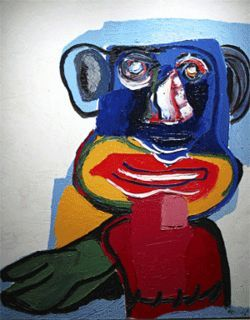 """Karel Appel: In Memoriam"""