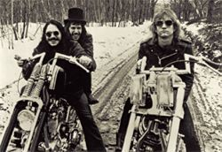 James Gang or motorcycle gang?
