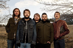 Band of Horses? It looks more like a band of Gypsys...