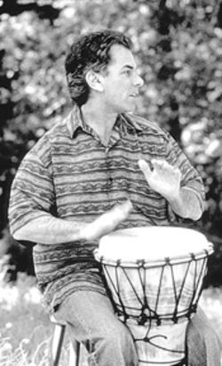 The ancient drum circle remains unbroken thanks to Mickey Hart