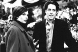 Jeanne Tripplehorn warns Hugh Grant of the ties that bind