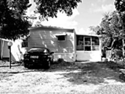 Jordi and his family lived in this mobile home in Coconut Creek.