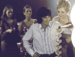 George Best (John Lynch) was as good with the ladies as he was with a soccer ball
