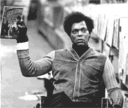 Unbreakable, starring Sam Jackson, 