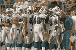 The Dolphins start the regular season against Denver.
