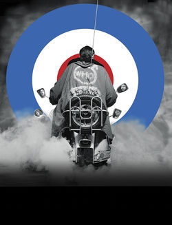 The Who in the rearview: Today's version will perform the whole of Quadrophenia.