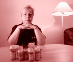 A profusion of pills: Better drugs could ease Shelley Rozolsky's heavy health burden