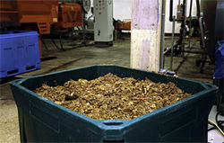 Recycled food waste that Broward cities want to burn.
