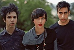The Yeah Yeah Yeahs: Karen O and those other guys