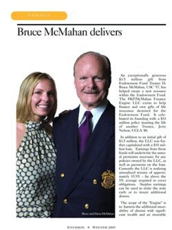 Bruce McMahan with Linda, who is misidentified as his fifth wife, Elena, in a fraternity newsletter