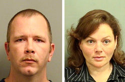Sgt. Michael Dodson and Det. Lee Ann Schneider have pleaded not guilty to the charges against them.