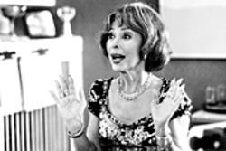 Rita Moreno is terrific as Señora Muñoz, who skillfully juggles the opposing players in the adoption game