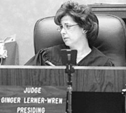 Broward Mental Health Court Judge Ginger Lerner-Wren blasts AIDS agencies for not reaching out to Steinsmith