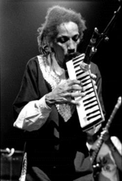 The melodica gets funky: late reggae legend Augustus Pablo