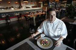 Executive chef Steven Zobel is said to be leaving the restaurant.