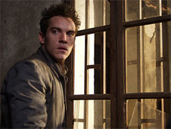 Rhys Meyers: Dumped at a barely functioning orphanage