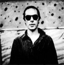 Alone in a darkened room: Peter Murphy, sans translucent black cape