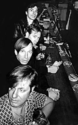 The Fleshtones tone it down
