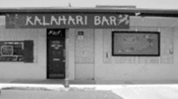 Named for the inhospitable desert that borders South Africa, Fort Lauderdale's Kalahari Bar is a popular watering hole for new and old expatriates