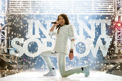 "Russell Brand as Aldous Snow:  ""One of the last remaining rock stars."""