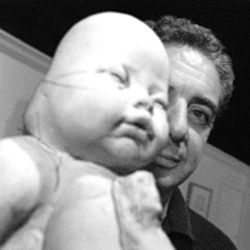 Salvatore Zagami and one of his creepy little friends