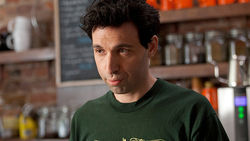 Alex Karpovsky plays Ray Ploshansky in HBO&#039;s Girls.