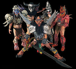 """No one has gone further than GWAR has gone."""
