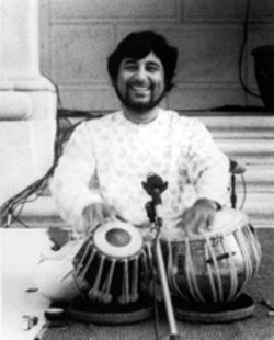C'mon get happy: Samir Chatterjee and his tablas