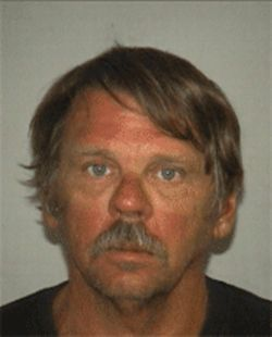 Michael Ray Roberts, after his August 1 arrest on charges of smuggling 400 pounds of pot
