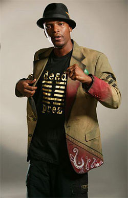 M-1 of Dead Prez rocks the bells and the system.