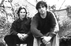 Dan Myrick (left) and Eduardo Sanchez, creators and perpetrators of The  Blair Witch Project