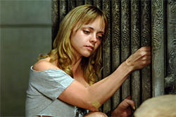 Christina Ricci needs a scrubbing.
