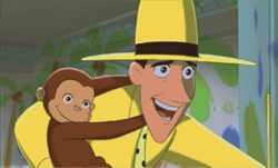 George and the Man in the Yellow Hat